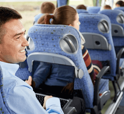 Ogrady Coaches bus tour