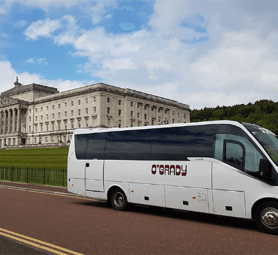Ogrady Coaches bus tour
