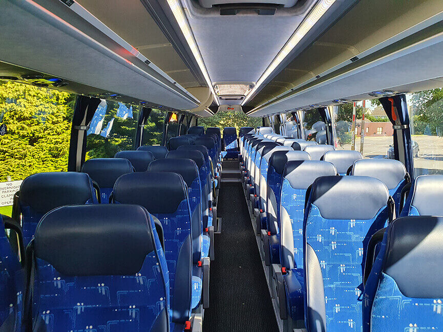 OGrady coaches and mini bus hire Dublin luxury coach all inclusive day tours Ireland