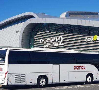 Ogrady Coaches airport