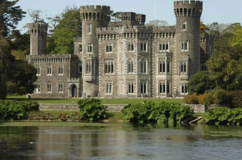 OGrady coaches and mini bus hire all inclusive mini breaks visit Johnstown house and castle Wexford